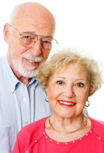 Dental implants stabilize overdentures.